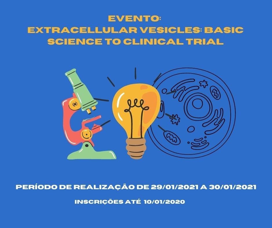 Extracellular Vesicles: Basic Science to Clinical Trial