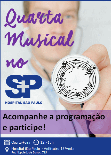 Quarta Musical no HSP