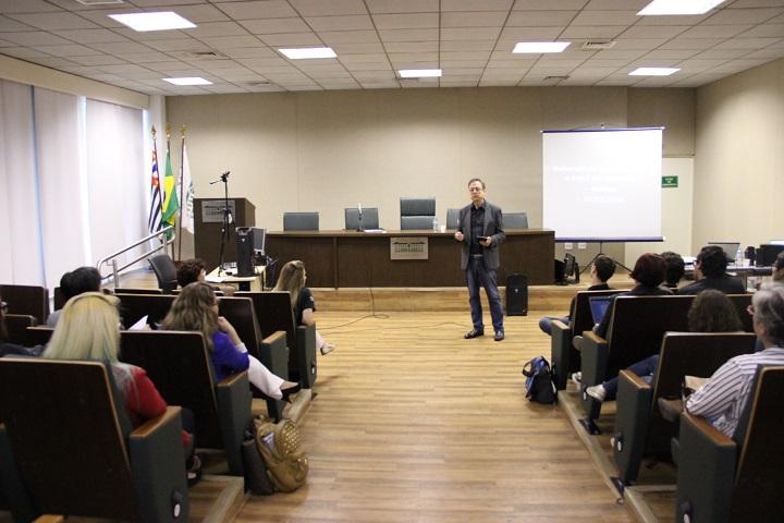 Paulo Lemos, empreendedor e educador na área de empreendedorismo e inovação na Universidade Estadual de Campinas