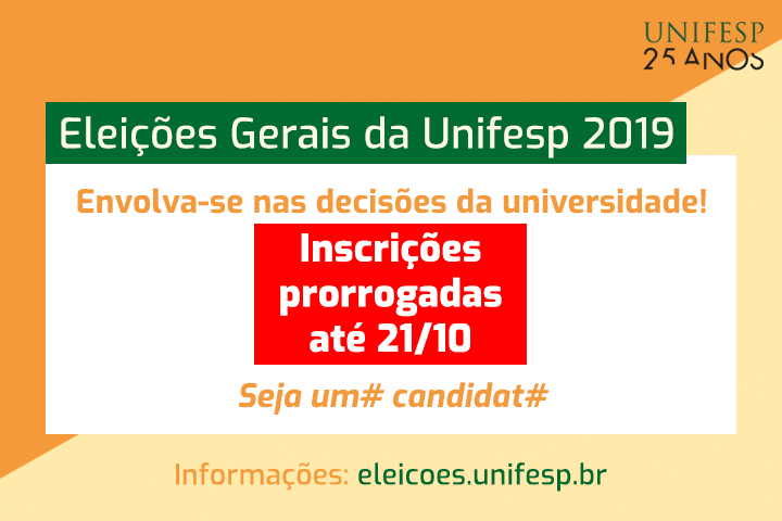 portal eleicoes 2019 prorroga