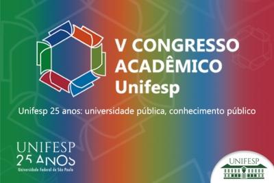 V Congresso Acadêmico da Unifesp - Submissão de resumos