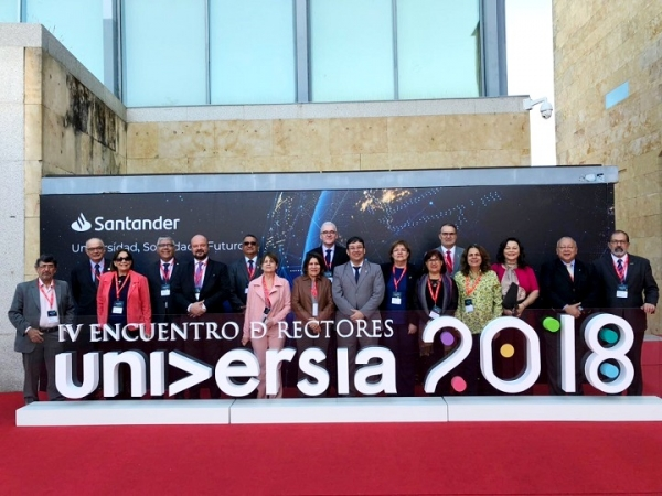 Reitora da Unifesp participa do IV Encontro Internacional do Universia