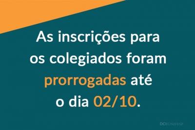 Últimos dias: inscrições para as Eleições Gerais da Unifesp vão até este domingo (24/9)