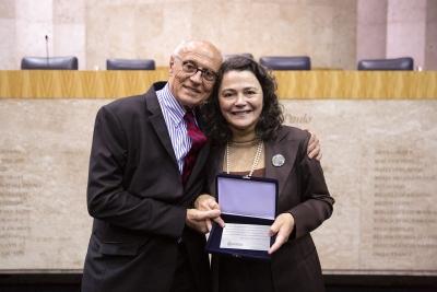 Unifesp é homenageada na Câmara Municipal de São Paulo
