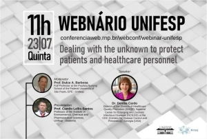 Dealing with the unknown to protect patients and healthcare personnel