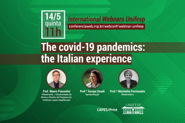The covid-19 pandemics: the italian experience