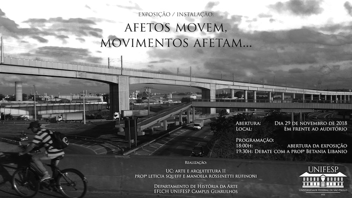 afetos movem movimentos afetam